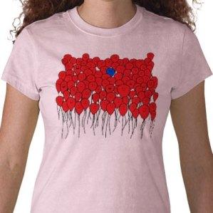 Angry Balloon t-shirt design