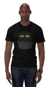 Robot Head T-shirt
