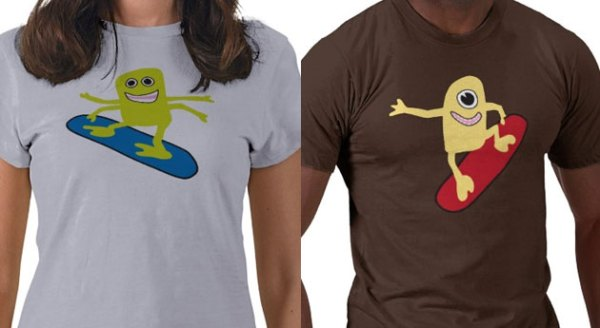 Snowboarding T-shirts