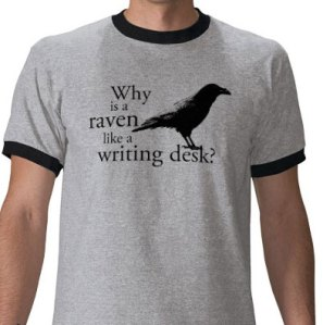 Raven Riddle T-shirt