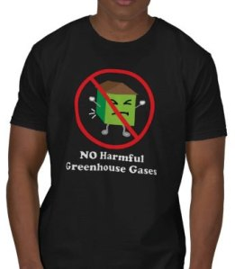 No Harmful Greenhouse Gases