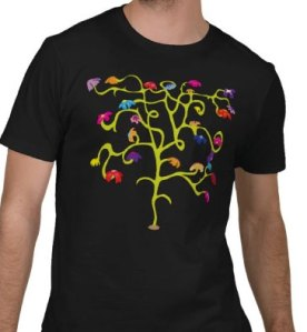 Seed to Flowers T-shirt