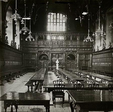 Old London Dining Room (VisDare prompt)